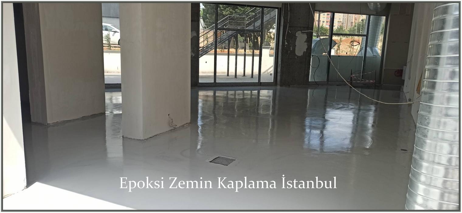 Epoksi Zemin Kaplama İstanbul